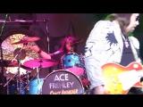 Ace Frehley performs the KISS classic Love Gun at the Paramount NY November 20 2014