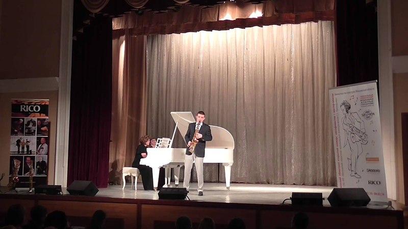 Гала концерт Шерлинг Матвей