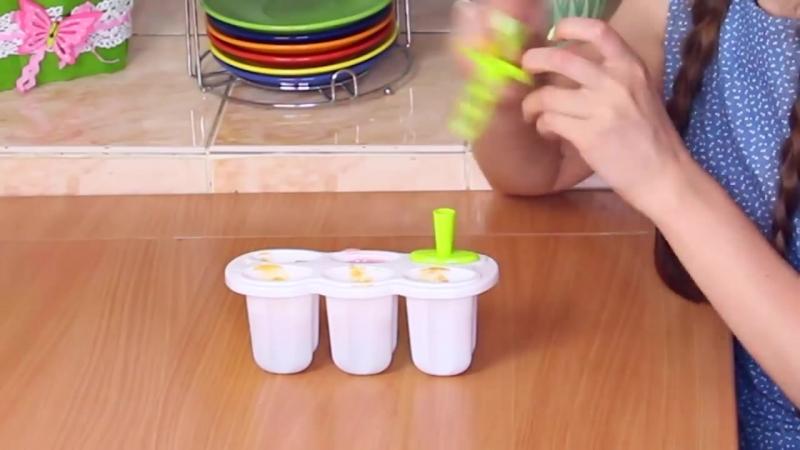 МОРОЖЕНОЕ за ПЯТЬ минут - Проверяю рецепты мороженого из интернета - Мороженое в пакете 🐞 Afinka (1) » Freewka.com - Смотреть онлайн в хорощем качестве