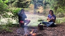 Forest Jam Project - Light My Fire ukulele and chomus Doors cover