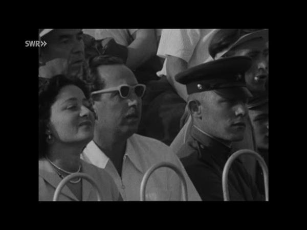 1955.08.21 USSR-FRG Friendly Match