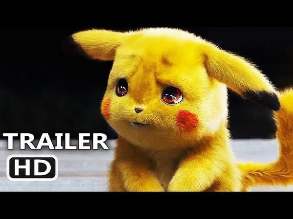 POKEMON DETETIVE PIKACHU Trailer Brasileiro LEGENDADO 2019