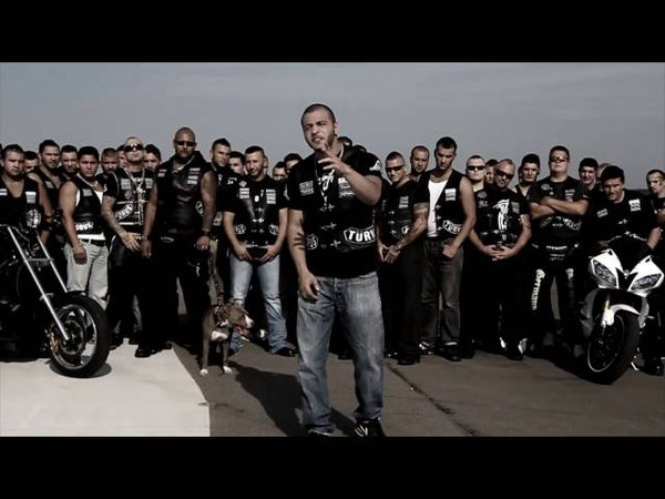 Desed Gremium MC Nomads Bosporus Türkiye YouTube