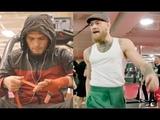 ХАБИБ И КОНОР МАКГРЕГОР ПЕРЕД БОЕМ НА UFC 229 У АРИЭЛЯ ХЕЛЬВАНИ
