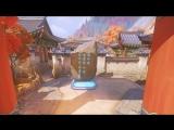 Трейлер карты Busan для Overwatch в Южной Корее.