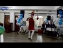 Гений настольного тенниса Сергей Киверник - 65 лет - ролик от НПК НАНО