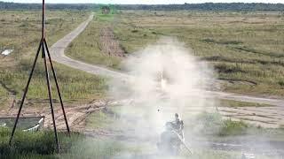 Вогневі випробування ракетного комплексу Корсар в інтересах іноземного замовника