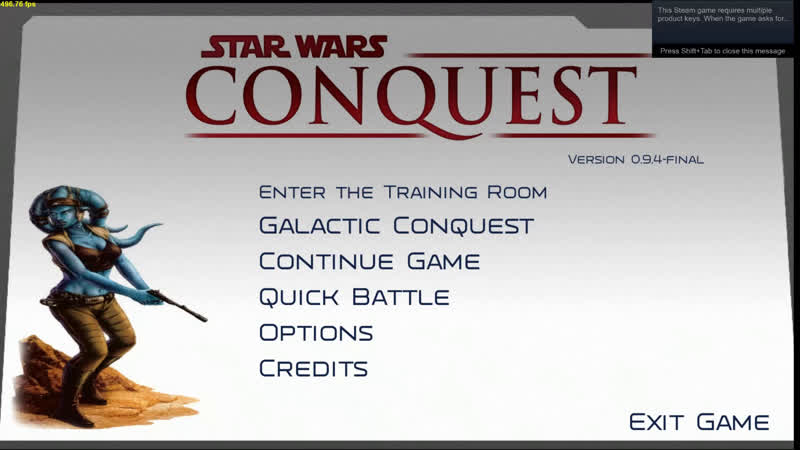 Mount and blade Star wars Conquest EP.1