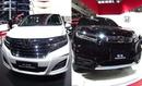 Officially NEW 2016, 2017 Honda Avancier VS 2016, 2017 Honda Odyssey Elysion