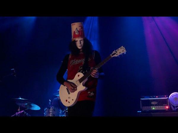 Buckethead - The Interworld and the New Innocence (Salt Lake City, Sep 26, 2017)