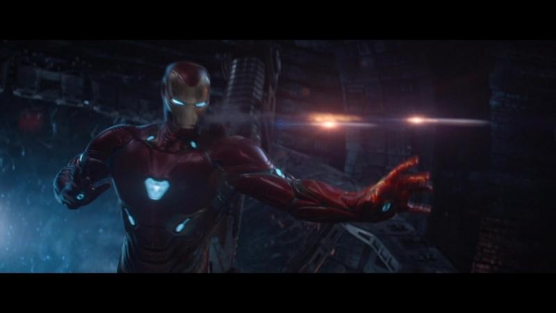 Война Бесконечности | Железный Человек
