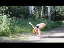 Утренняя гимнастика с Катериной Буйда! Растяжка стретчинг _ Тренировка №12 3.mp4