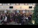 Флешмоб. «Мы живем в одной стране — СССР». Донецке. Песня из к_ф Офицеры (03.12.2016)