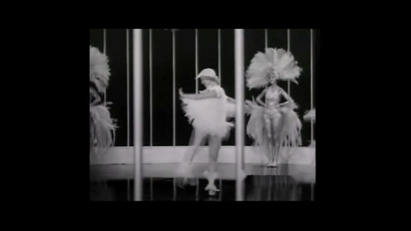 Mitzi Mayfair Tap Dances
