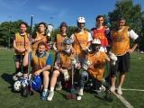 Lacrosse camp at Yaroslavl