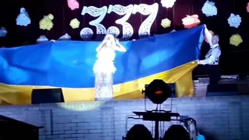 Ірина Федишин - Лише у нас на Україні (Ізюм, 09.06.2018)