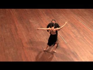 Miguel zotto и daiana guspero танцуют милонгу на фестивале tango magia 15