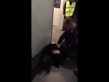 Дебоширка избила стюардессу, потому, что ей отказали в бизнес классе