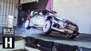Ken Block Slays the Donut Garage in his 650HP Fiesta Yardkhana