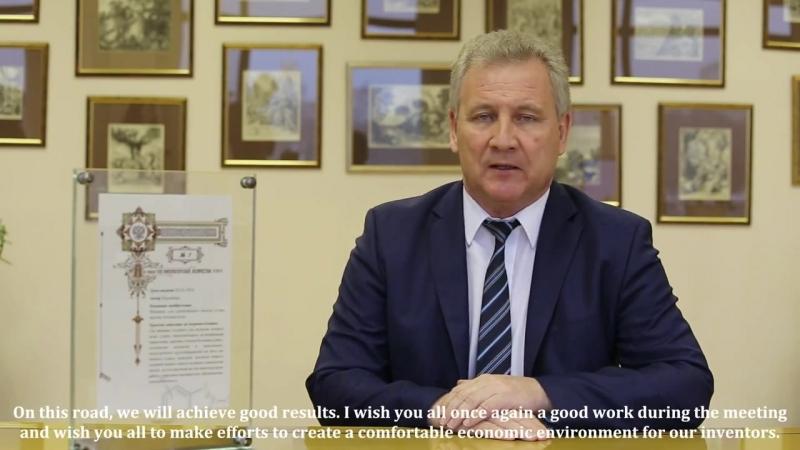 Приветствие Григория Ивлиева к открытию Российско-Китайского инновационного парка будущего