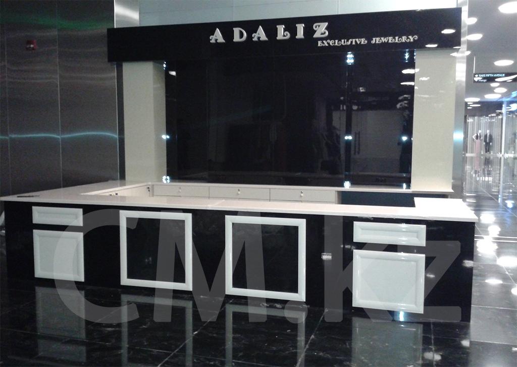 Строительство бутика в Алматы