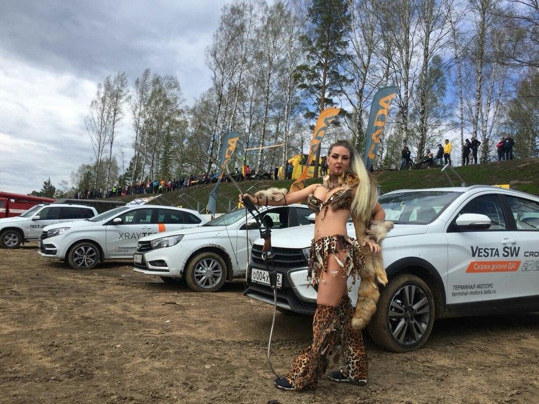 На «Белокурихе-2» впервые прошел «Квадрофестиваль-2018»