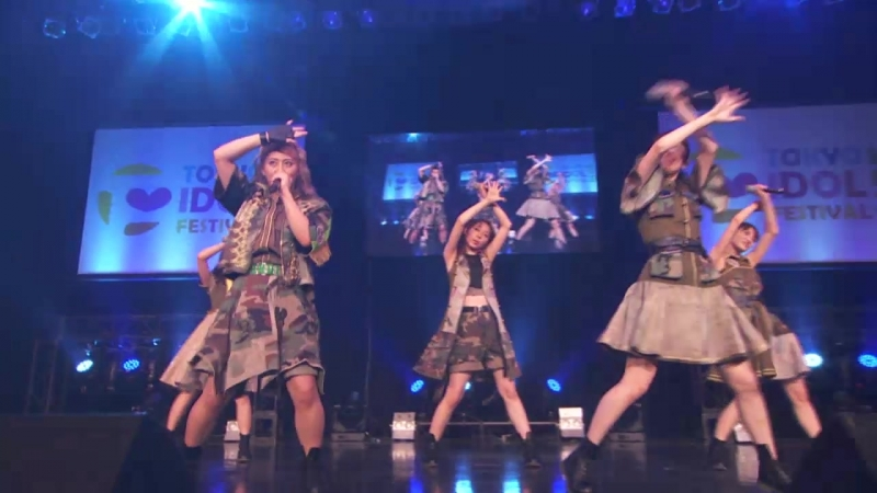 Team Syachihoko - TIF 2018 Hot Stage Day 1 (FOD 20180803)