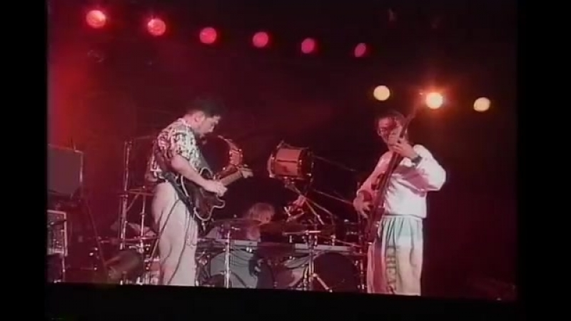 Kazumi Watanabe Killowatt Trio Great Jazz Festival July 30 1989 part 1 of 2