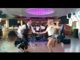 Виктория Зеликова и Никита Купрейкин на Radisson Cruise