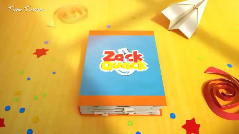 《Zack dan Quack》 Bahasa Indonesia