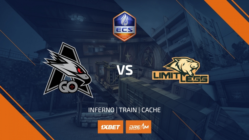 Ago vs Limitless (de_train) [ECS Season 5 Europe Closed Qualifier]