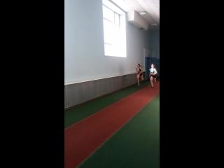 60 м Шиповка юных 2018