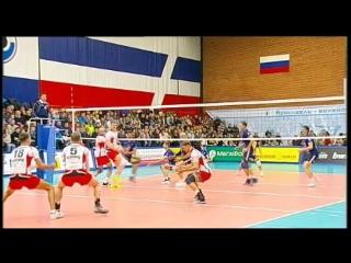 HIGHLIGHTS. Ярославич — Белогорье Суперлига 2017-18. Мужчины