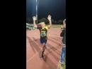 Рекордный финиш Олега Харитонова в беге на 100 миль