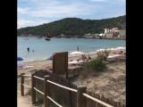 Ibiza Las Salinas beach