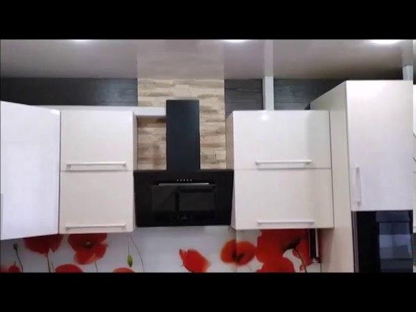 Ремонт кухни .Укладка ламината на стены - Белгород (4722) 219-050