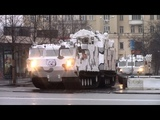 T-72B3, New Arctic Tor-M2DT and Pantsir-SA - 2017 Victory Day Parade in Moscow