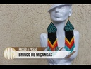 NM Bijoux - Brinco de Miçangas