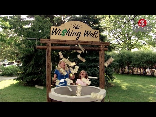Wishing Well That Gives YOU Money