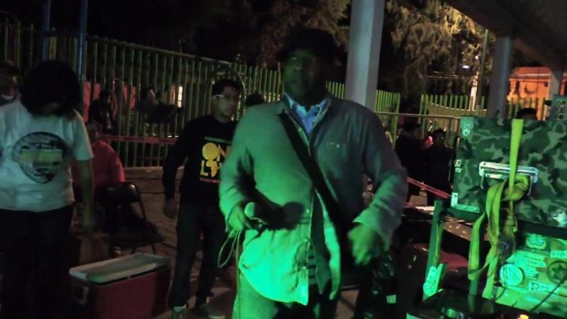 WSP Sound System - Ghetto Warrior Session Last Tune