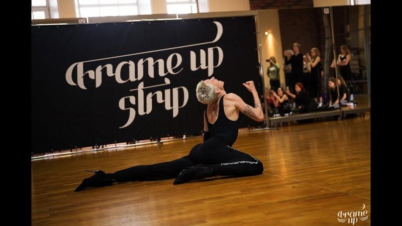 FRAME UP STRIP PITER | By Nastya Vyadro (Her Lies - Asaf Avidan)