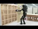 Японский робот-строитель   This Japanese robot contractor can install drywall   Высокие технологии