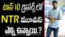 TOP 10 Highest Grossing Tollywood Movies in USA Aravinda Sametha Jr NTR Trivikram Myra Media