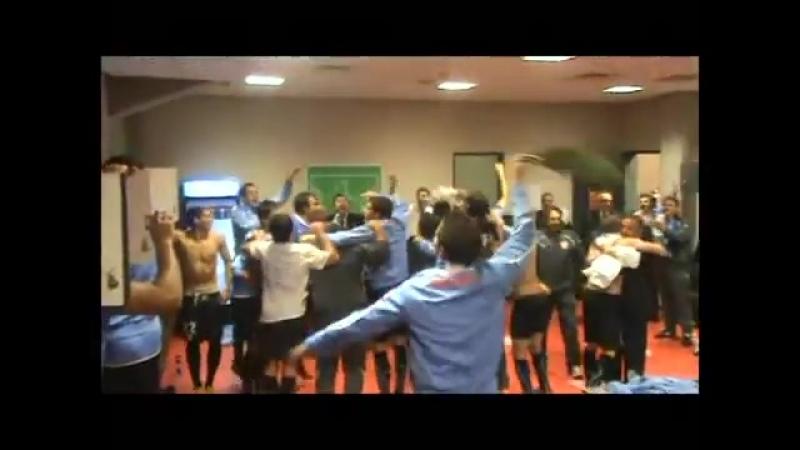 La intimidad de los Campeones - Uruguay Campeón de América 2011