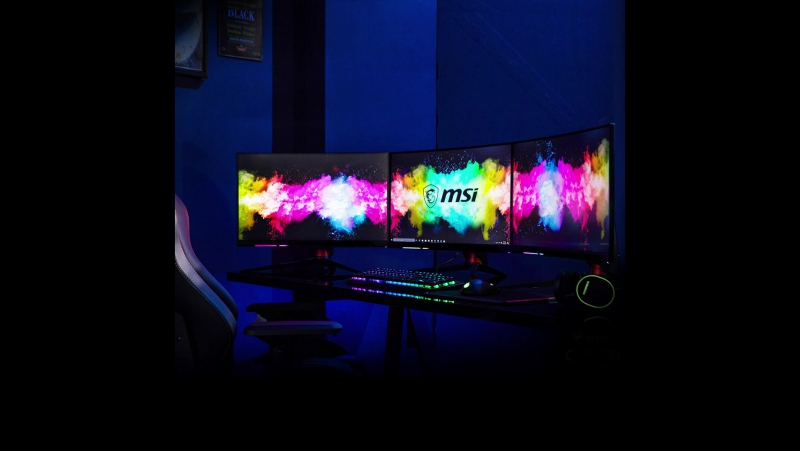 Нові ігрові монітори MSI Optix MPG