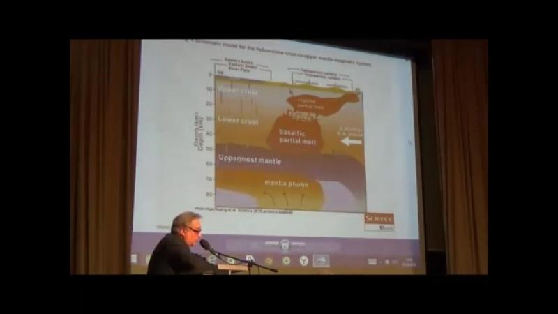 Планетарная Йеллоустоунская суперпроблема: Краснов М.А, 16-19 Зигелевские чтения 51