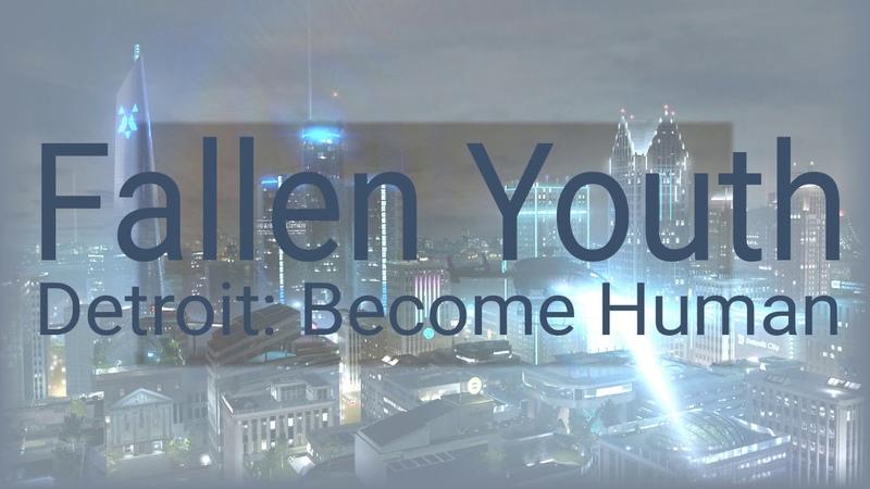 Fallen Youth | Detroit: Become Human| Flipaclip Animation Meme