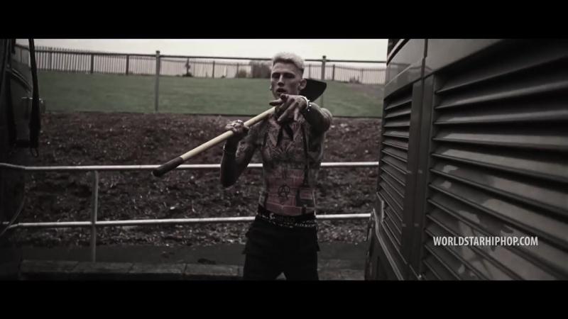 WORLDSTARHIPHOP Machine Gun Kelly Rap Devil Eminem Diss WSHH Exclusive Official Music Video