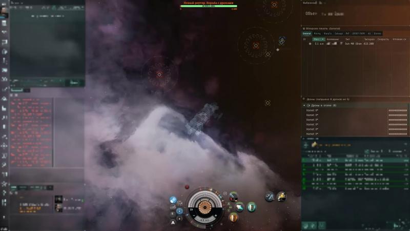 [RU] EVE Online это просто 069 Loki в C4 червоточине. Доработанный