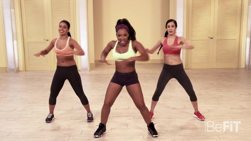 10 Minute Cardio Dance Abs Workout_ Burn to the Beat- Keaira LaShae (1)